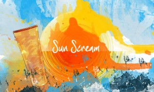 sunscream
